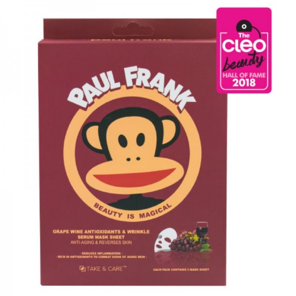 PAUL FRANK MASKSHEET 5 PIECES
