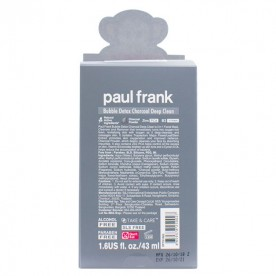 PAUL FRANK BUBBLE DETOX CHARCOAL CLEAN