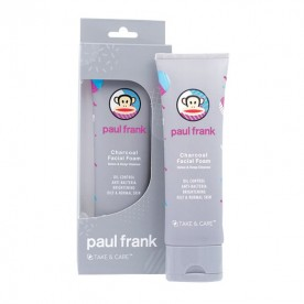 PAUL FRANK CHARCOAL FACIAL FOAM
