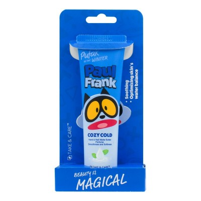TAKE & CARE PAUL FRANK COZY COLD HAND & NAIL MATTE BUTTER