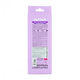 PAUL FRANK VIOLET CLAY FACIAL FOAM