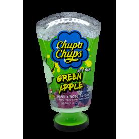 จูปาจุ๊ปส์ ครีมบำรุงมือและผิว แอปเปิ้ลเขียว120มล